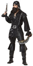 Mens Plundering Pirate Adult Halloween Costume