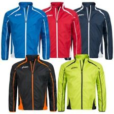 ASICS Men's Windbreaker Jacket T245Z6 Colin Windbreaker Leisure Training Sport