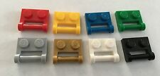 Lego 1x2 Modified plate w/ Handle Bar Part 48336 packs of 20 choose your colour.