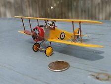 1/72 SNOOPY WW1 Flying Ace British SOPWITH CAMEL Built Up Airplane Display Model