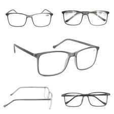NEW ARRIVAL 2017 Designer Reading Glasses in Grey or Black+1.0+1.5+2.0+2.5 TN83