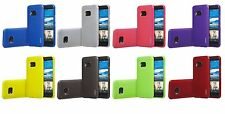 Juppa Ultra Strong Rubber TPU Gel Case Cover for HTC One M9 Smartphone 2015