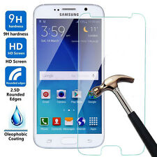 Real 9H Tempered-Glass Film Screen Protector Guard Cover For Samsung Cell Phones