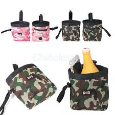 Multi-purpose Pet Dog Puppy Training Treat Bag Food Feed Bait Pouch Phone Pocket