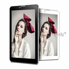 New 7 Inch Google Android 5.1 Tablet PC Quad Core 3G Phablet Bluetooth XGODY
