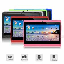 XGODY Tablet PC 7'' inch Google Android 4.4 Quad Core 8GB Pad Dual Camera Wifi