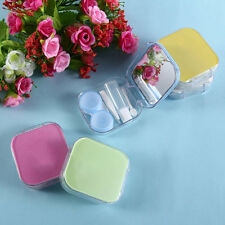 Creative Storage Contact Lens Case Box Holder Container Contact Lenses Box GT