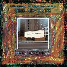 The Adverts Crossing the Red Sea with the Adverts Ultimate Edition (CD) SEALED