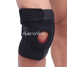 Adjustable Open Patella Knee Strap Brace Wrap Support Protector Gym Exercise