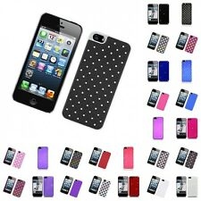 For Apple iPhone 5/5S/SE Case Diamond Bling Luxury Fashion Cute Cover Slim Thin