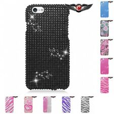 For Apple iPhone 6/6S Case Diamond Bling Luxury Fashion Cute Hard Cover