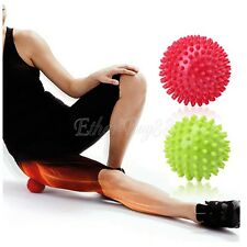 2 Mobility Myofascial Trigger Massage Balls Pain Muscle Relief Neck Back Plantar