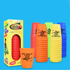 12pcs Speed Stacks Sport Stacking Cups Children Kids Trainning Toy TB