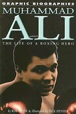 Muhammad Ali : The Life of a Boxing Hero by Rob Shone (2007, Paperback)