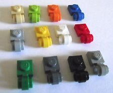 LEGO 1x1 modified plate with ring  x packs of 20. part 4081 Choose your colour!