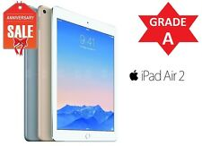 Apple iPad Air 2nd Wi-Fi + UNLOCKED 16GB 32GB 64GB 128GB I GOLD GRAY SILVER (R)