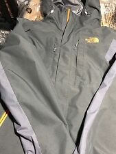 NWT The North Face Men's Cinder 3 in 1 Triclimate Dark Grey Orange Jacket Coat!