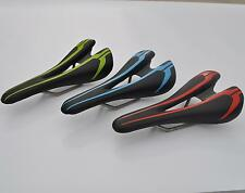 Carbon Fiber Light Mountain Bike Cycling road Bicycle Racing HollowSeat Saddle )