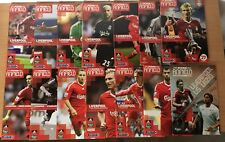 Liverpool FC Home Programmes 2008/2009 - Select from list - Brilliant Condition