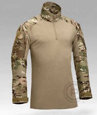 NEW CRYE PRECISION COMBAT SHIRT G3 MULTICAM NIP MEDIUM / LONG (M-L)