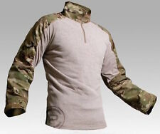 NEW CRYE PRECISION MULTICAM ARMY CUSTOM AC G2 COMBAT SHIRT MEDIUM / SHORT (M-S)