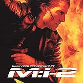 Mission Impossible 2 Original Soundtrack Metallica Rob Zombie Foo Fighters