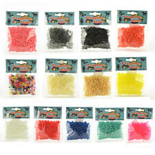 500x Mini Hama Beads Fuse DIY Beads for Handmaking Toys Pegboard Xmas Gift VZ9
