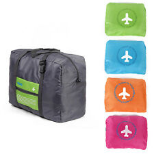 Big Size Foldable Clothes Storage Luggage Bag Carry-On Duffle Bag for Travel