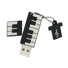 Piano Keyboard USB Flash Drive USB Stick Pen Drive 4-32GB Capacity USB Flash