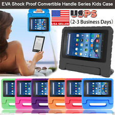 Kids Shock Proof EVA Handle Case Cover Shell for Amazon Kindle Fire HD 7 2015 US