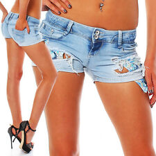 10580 Sexy Demin fabric Hotpants Shorts Hot Pants Shorts Panty jeans