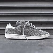 ADIDAS STAN SMITH PRIMEKNIT GREY Sz 8 9 10 11 12 SHOES NMD 2016 ULTRA MENS BOOST