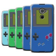 STUFF4 Back Case/Cover/Skin for BlackBerry DTEK60/Video Gamer/Gameboy