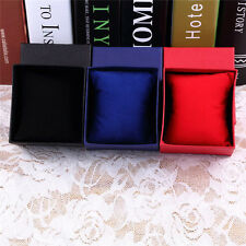 Present Gift Boxes Case For Bangle Jewelry Ring Earrings Wrist Watch Box A