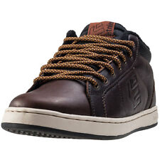 Etnies Fader Mt Mens Trainers Dark Brown New Shoes
