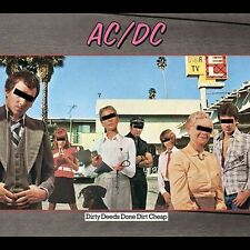 AC/DC - Dirty Deeds Done Dirt Cheap, CD