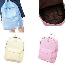 1Pcs Women School Backpack For Girls Canvas Backpacks Travel Bags Fashion Casual
