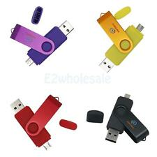 USB Flash Memory Stick Pen Drive Storage Thumb U Disk for Smartphone PC