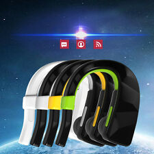 Bluetooth 4.0 Stereo Wireless Headset Headphone Handsfree for Phone Samsung