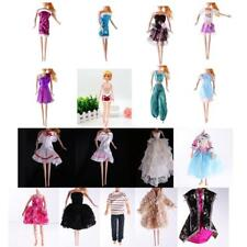 Fashion Doll Dress Clothes Skirt Suit for Barbie Dolls Kurhn Dolls Jill Doll