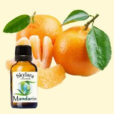 100% Pure Mandarin Essential Oil All Natural FREE SHIPPING