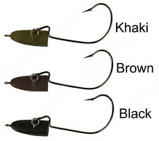 DAMIKI MAUSRIN JIG HEAD 1/8 OZ. (3 or 4 PACK) select colors