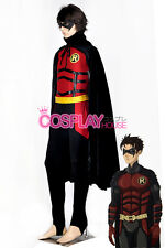 DC Comics Cosplay -- Red Robin Cosplay Costumes Version 01