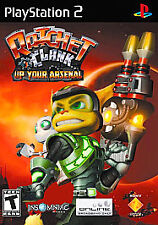 Ratchet & Clank: Up Your Arsenal Greatest Hits (Sony PlayStation 2, 2005)