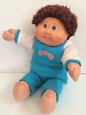 "Cabbage Patch 16"" boy - Xavier Roberts 1985 - red/brown hair"