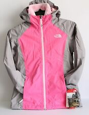 NWT THE NORTH FACE YOUTH GIRLS OSOLITA TRICLIMATE 3 IN ONE JACKET CHA CHA PINK