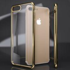 New Case For iPhone 7 Transparent Crystal Clear Case Gel TPU Soft Cover Skin