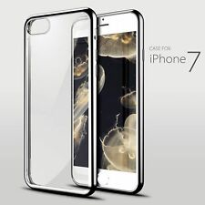 Ultra Thin Crystal Clear Soft Transparent Case Cover for Apple iPhone 7/ 7 Plus