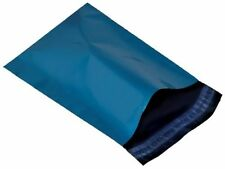 Strong blue & grey Plastic Mailing Post Poly Postage Bags with Self Seal