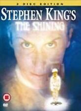 * STEPHEN KING'S THE SHINING (1997) DVD - TV MOVIE - OUT OF PRINT - UK R2 RARE *